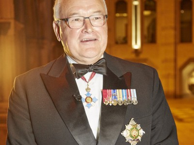 Square Events - General Sir Peter Wall