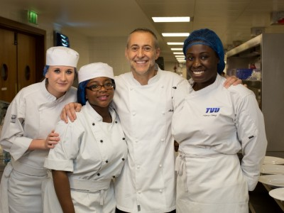 Michel Roux Jr at Square Mile Salute the City's Finest Banquet