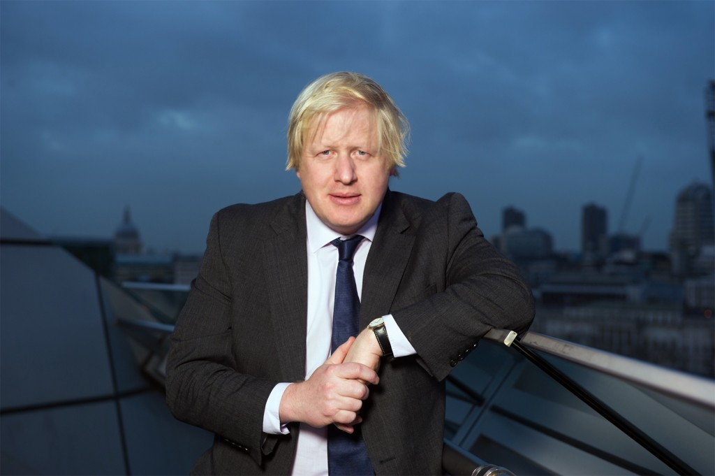Square Events - Boris Johnson