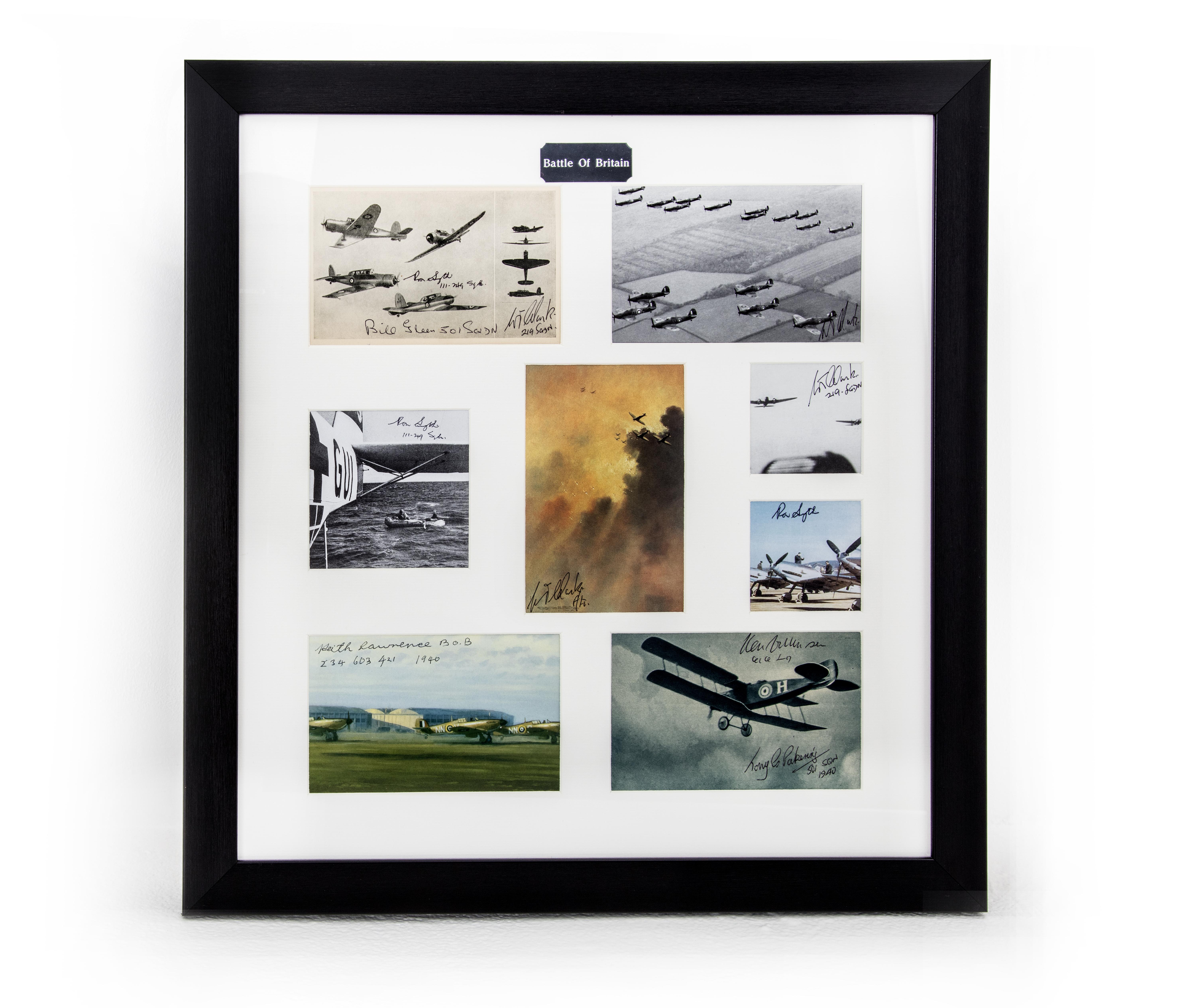 Battle of Britain - Pilots - Front