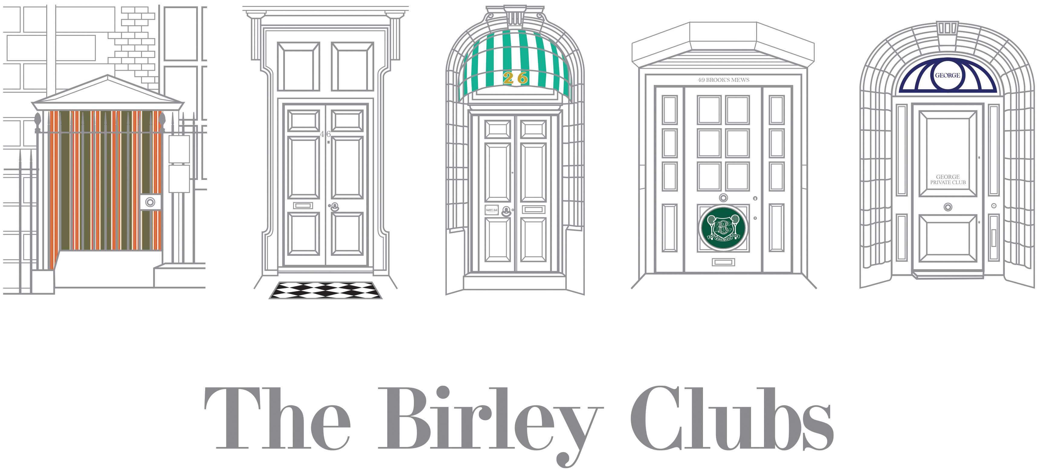 Square Events - Birley Clubs logo
