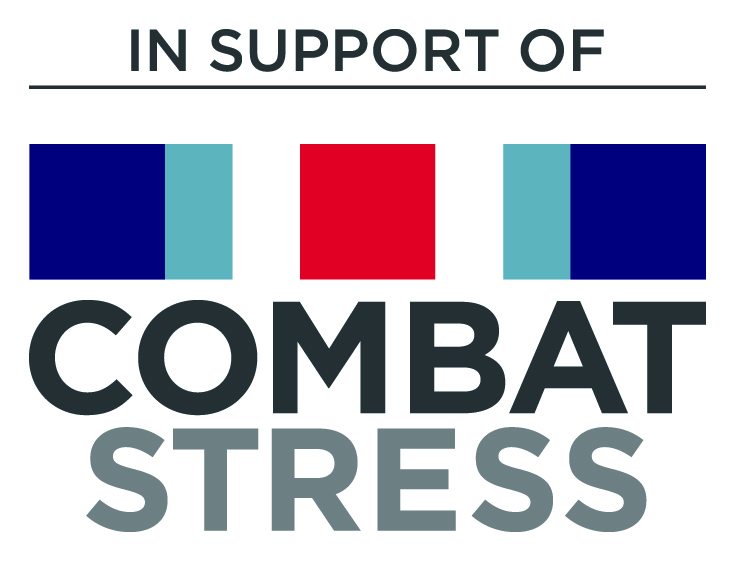 Square Events - Combat Stress logo