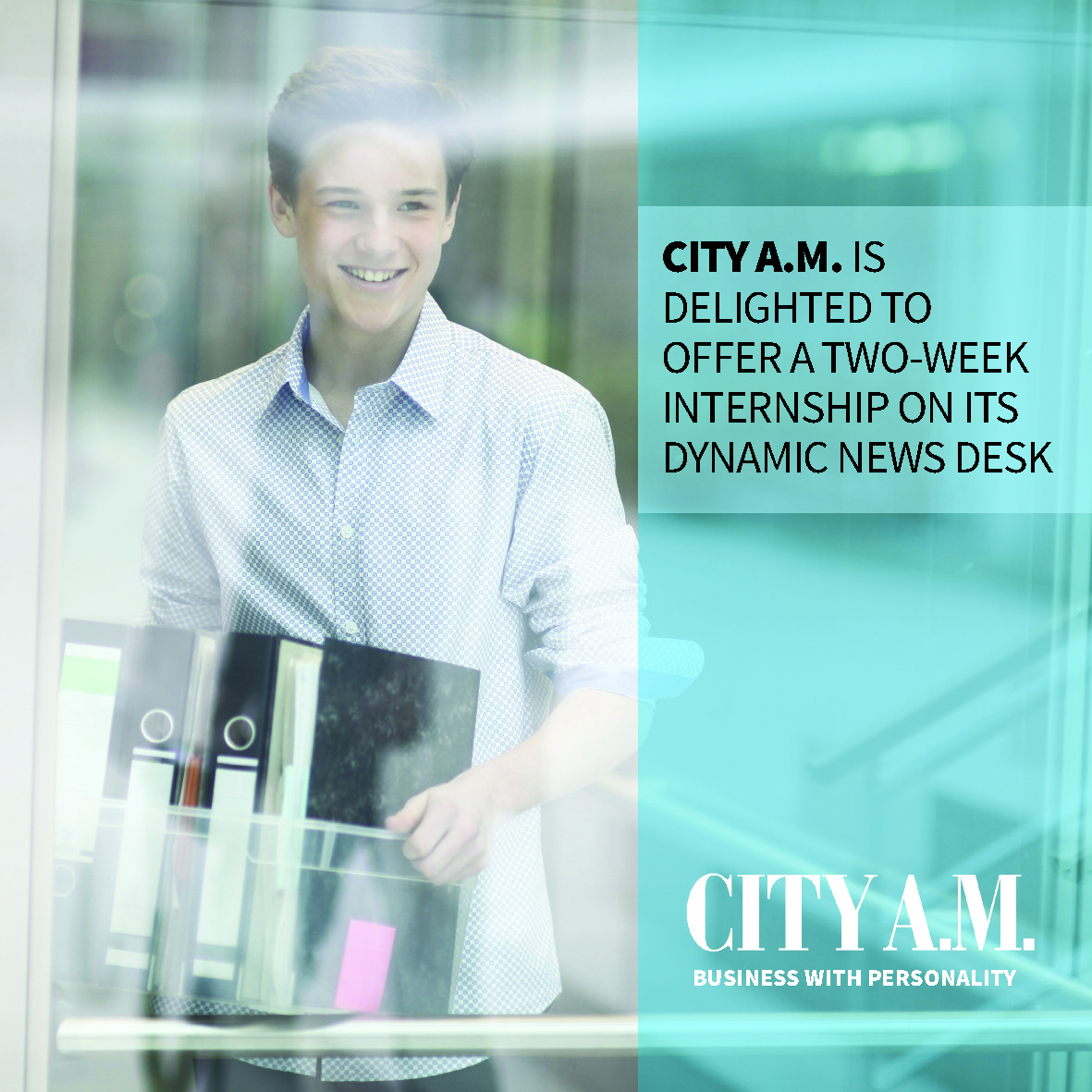 Square Events - City AM internship