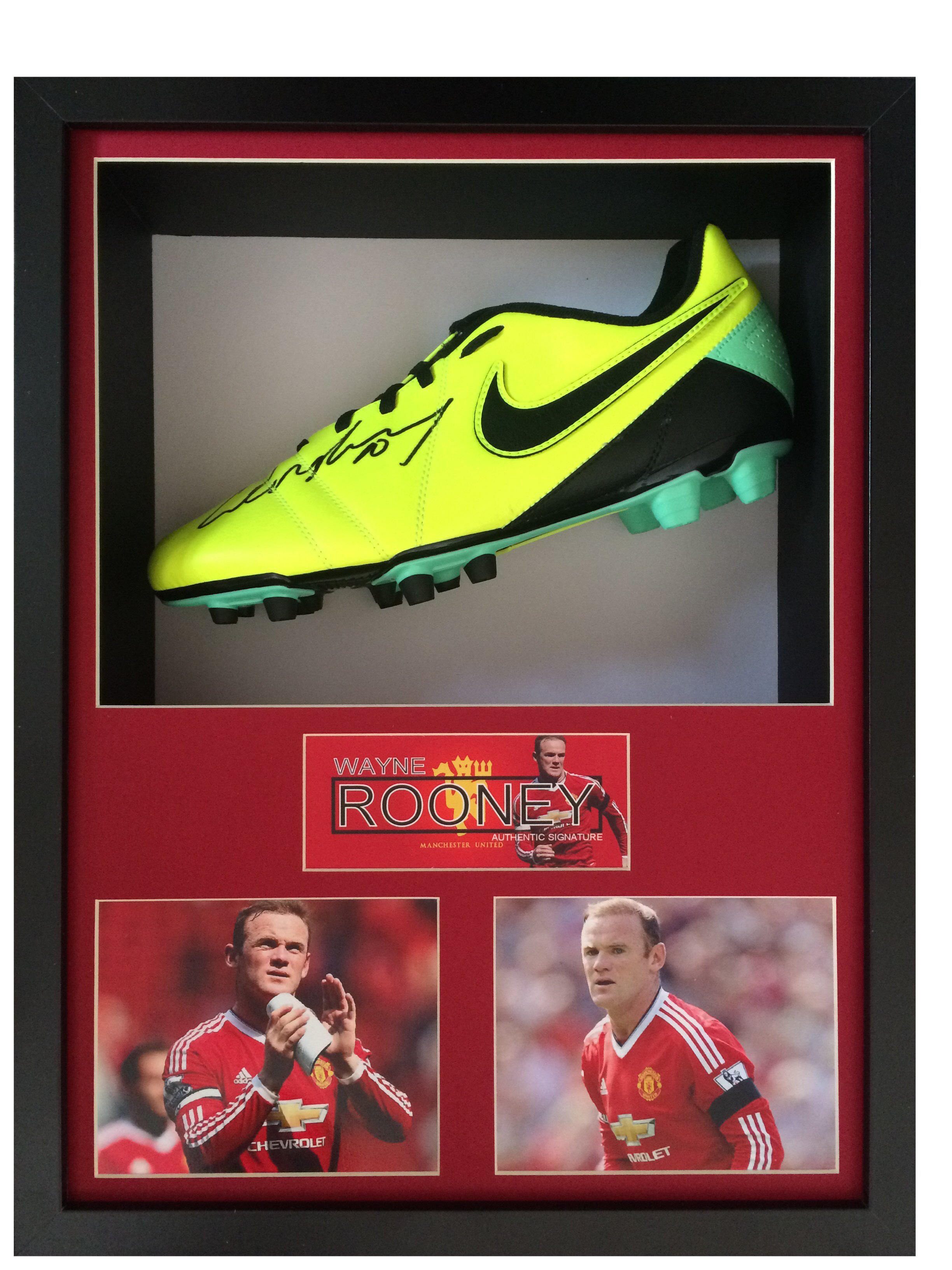 Square Events - Mad about Sport Rooney boot