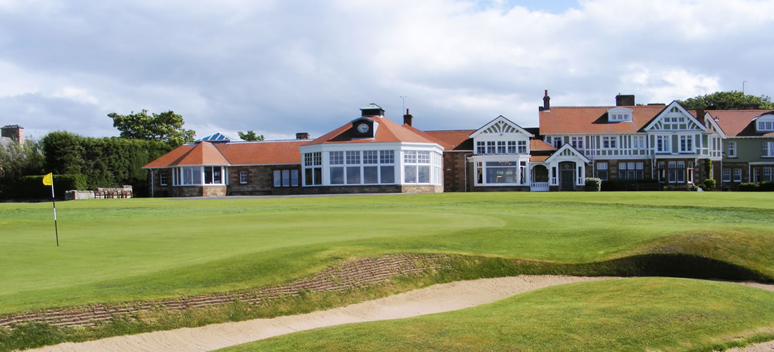 Square Events - Muirfield golf course