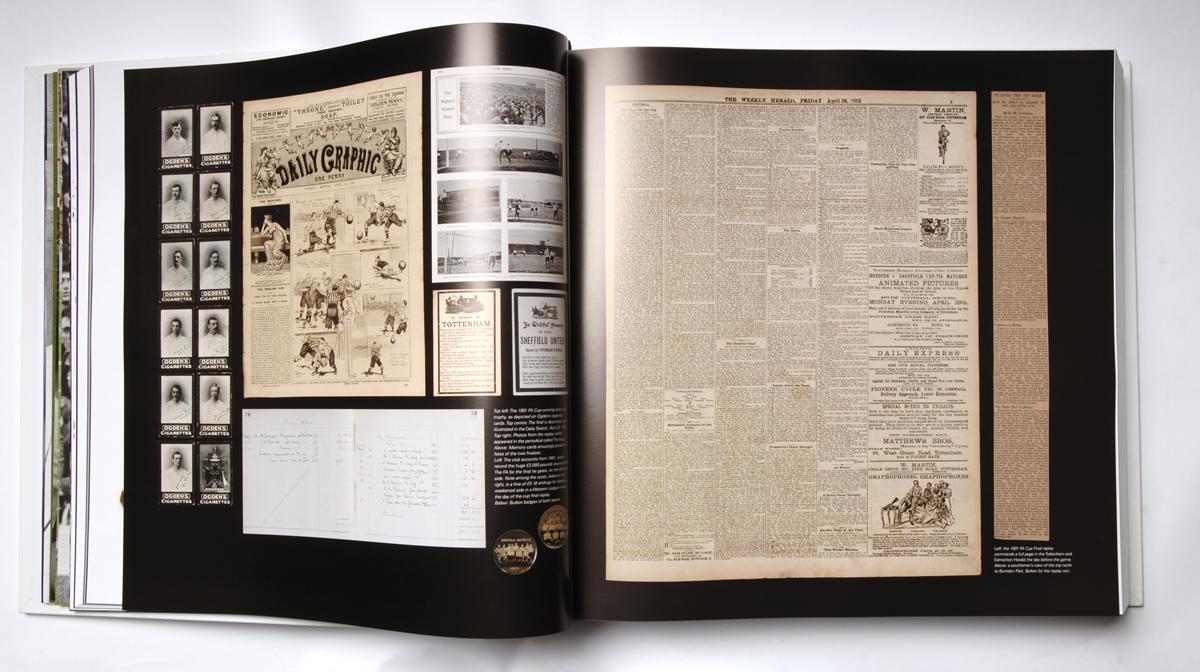 Square Events - Tottenham Opus Book