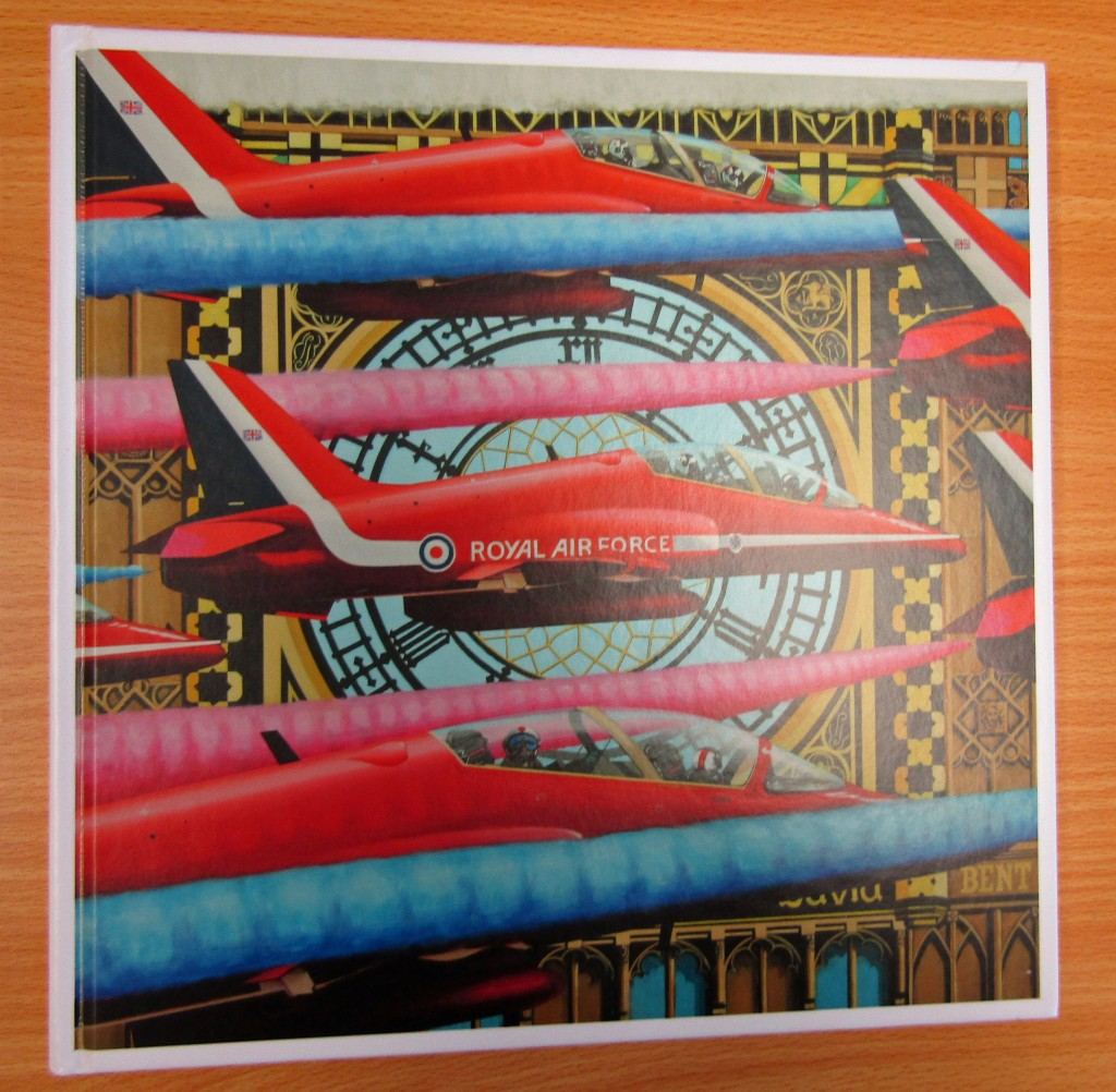 Red Arrows Limited Edition Book