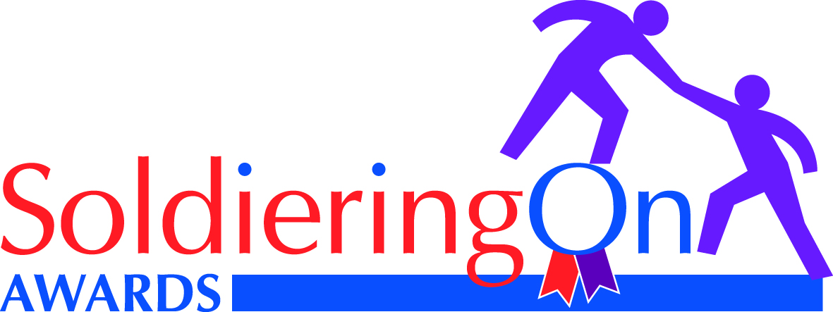 Square Events - Soldiering On logo