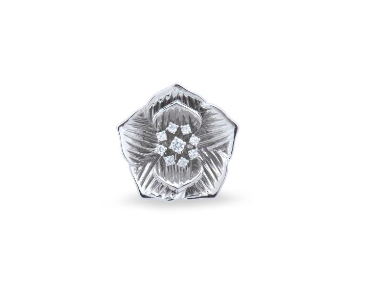 Silver Lapel Pin 1