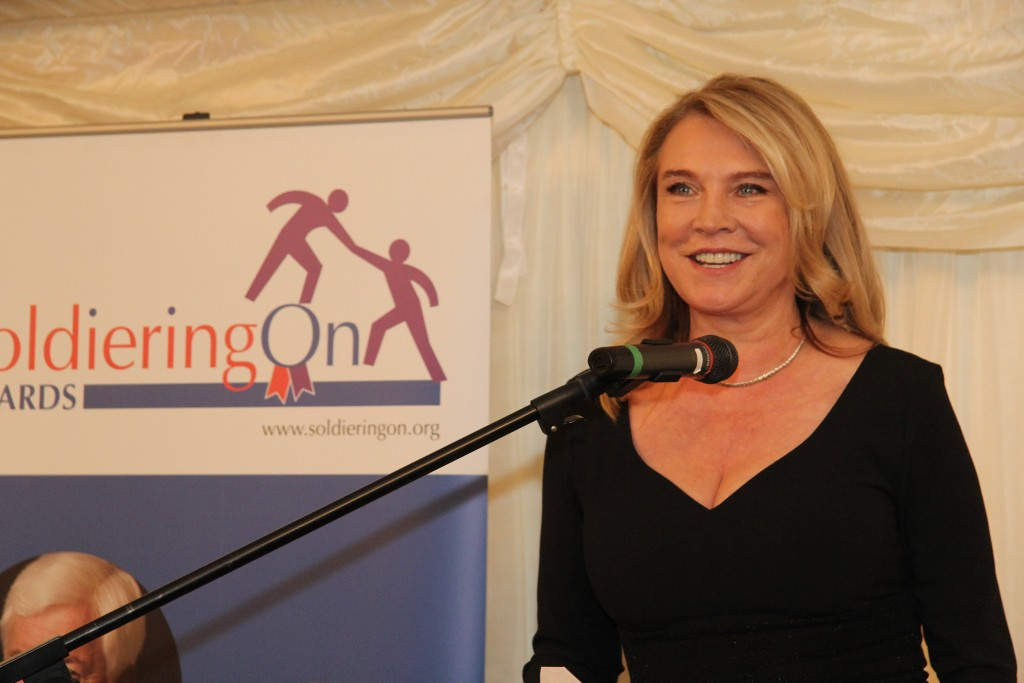 Square Events - Amanda Redman