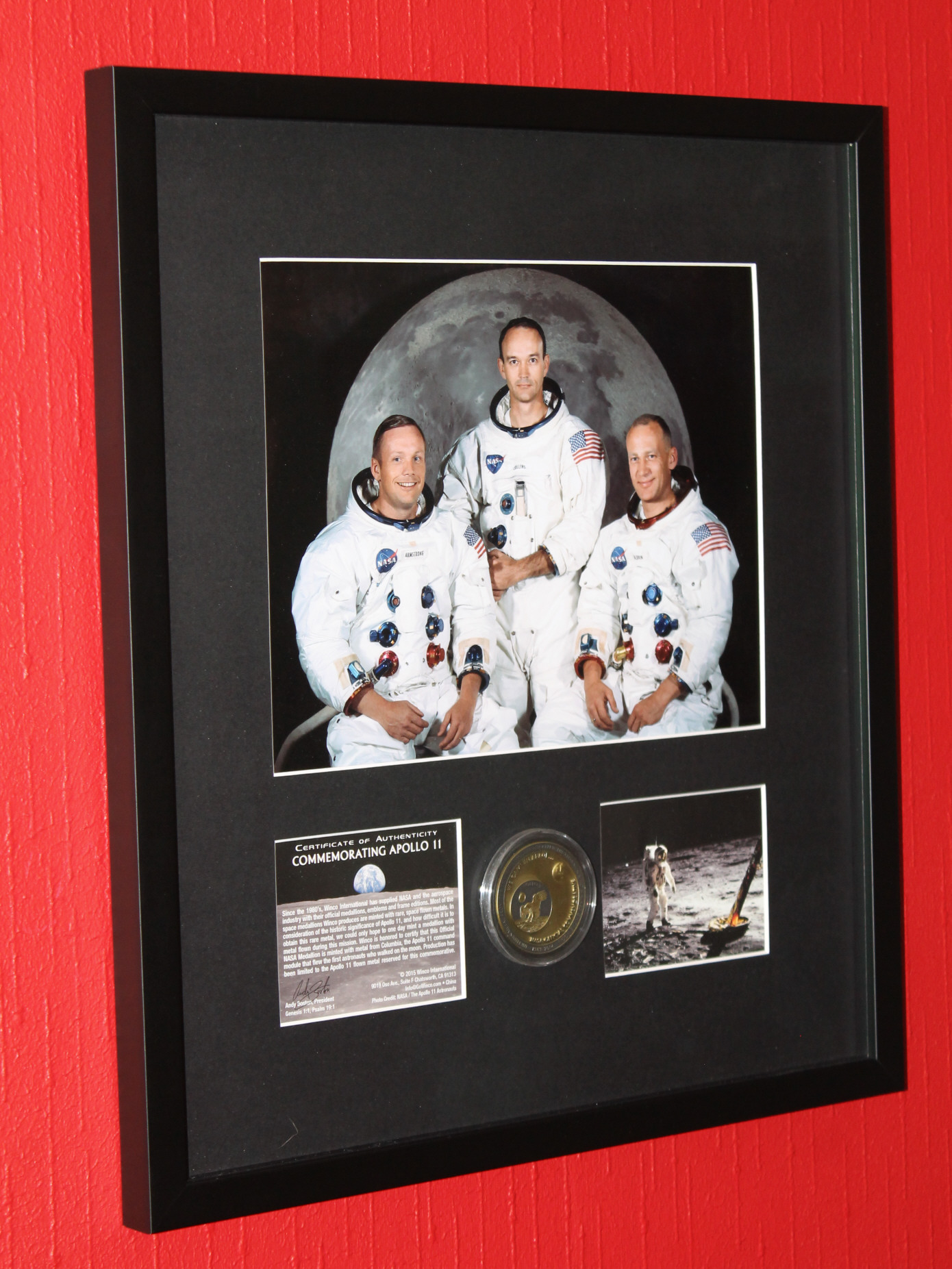 Apollo 11 photo