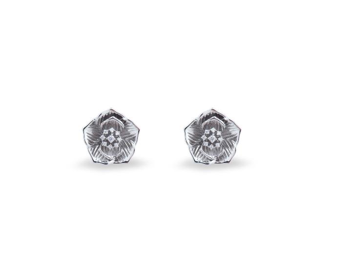 Silver Earings 1