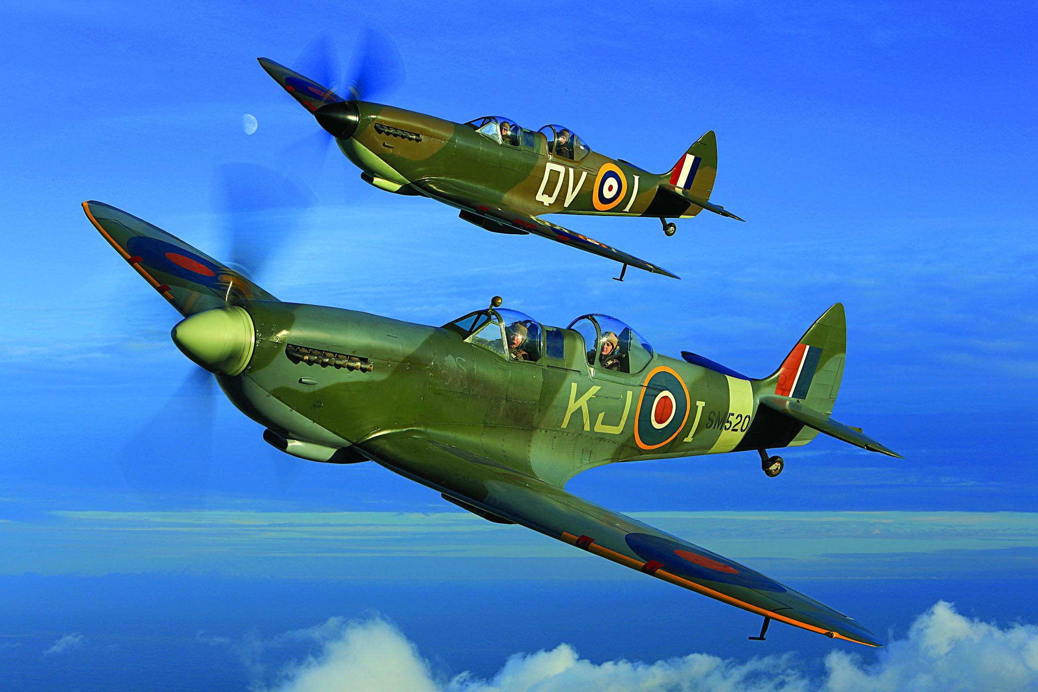 8 . 0 Spitfire