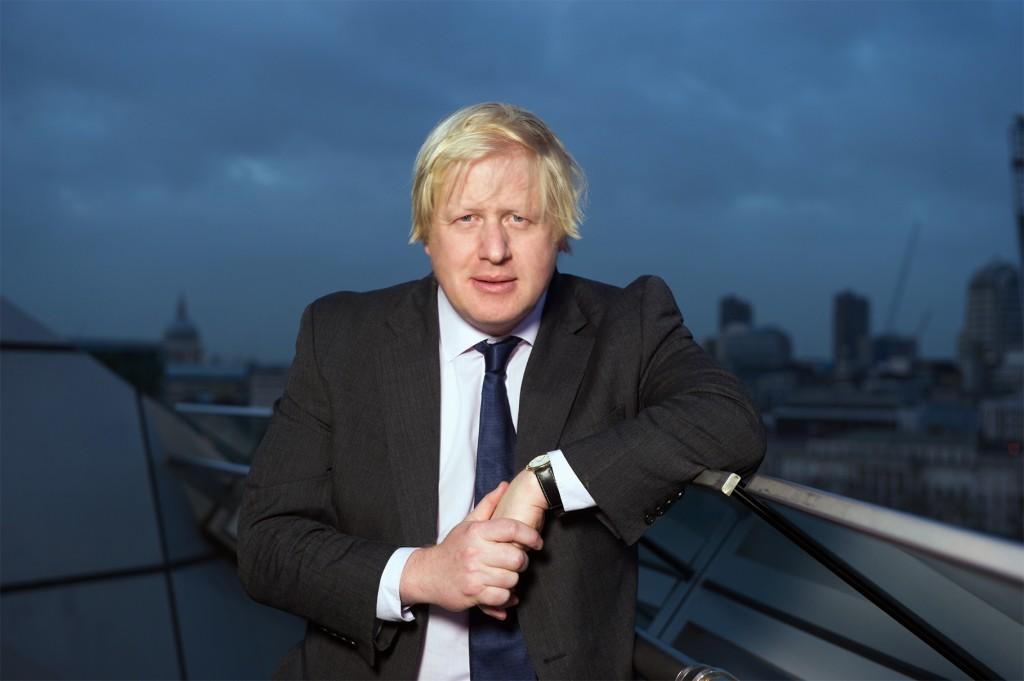 Square Events - Boris Johnson