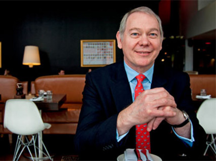 A message of support from Alastair Storey, Chairman of BaxterStorey