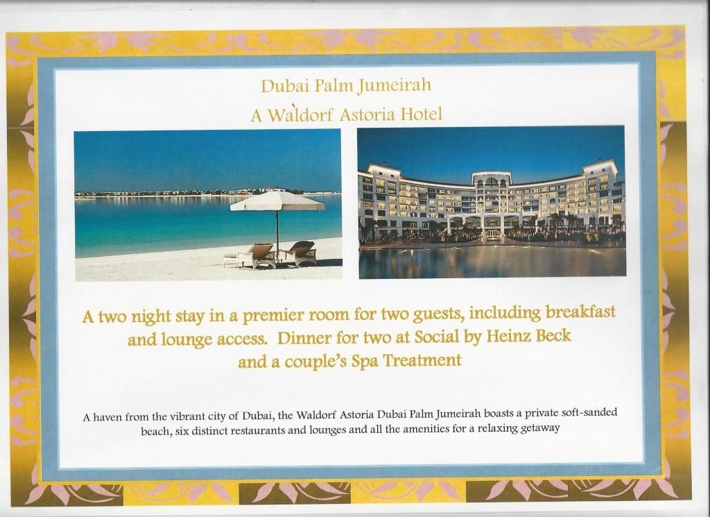 Square Events - Dubai Palm Jumeirah