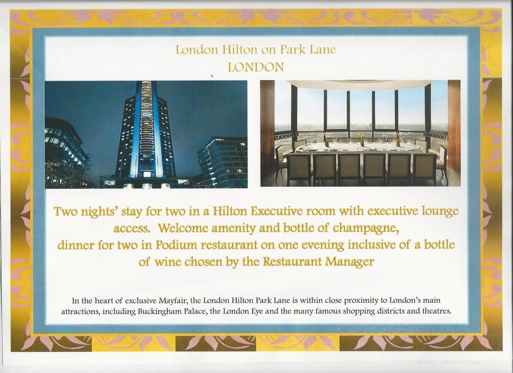 Square Events - London Hilton on Park Lane