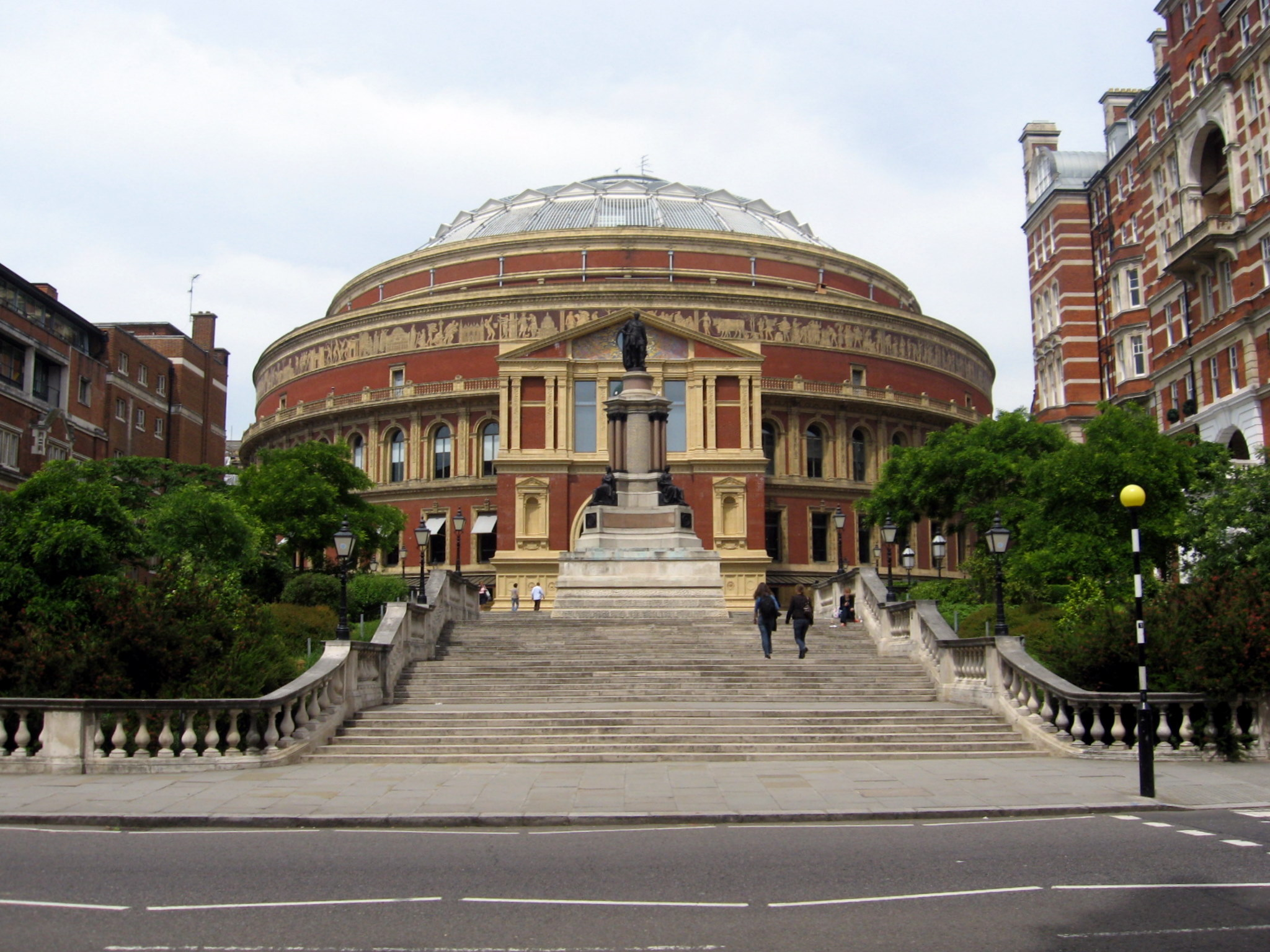 Royal Albert Hall Grand Tier Box