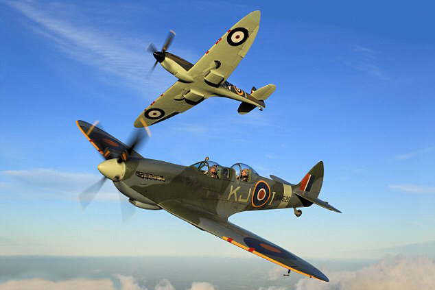 Square Events - Spitfire pilots day