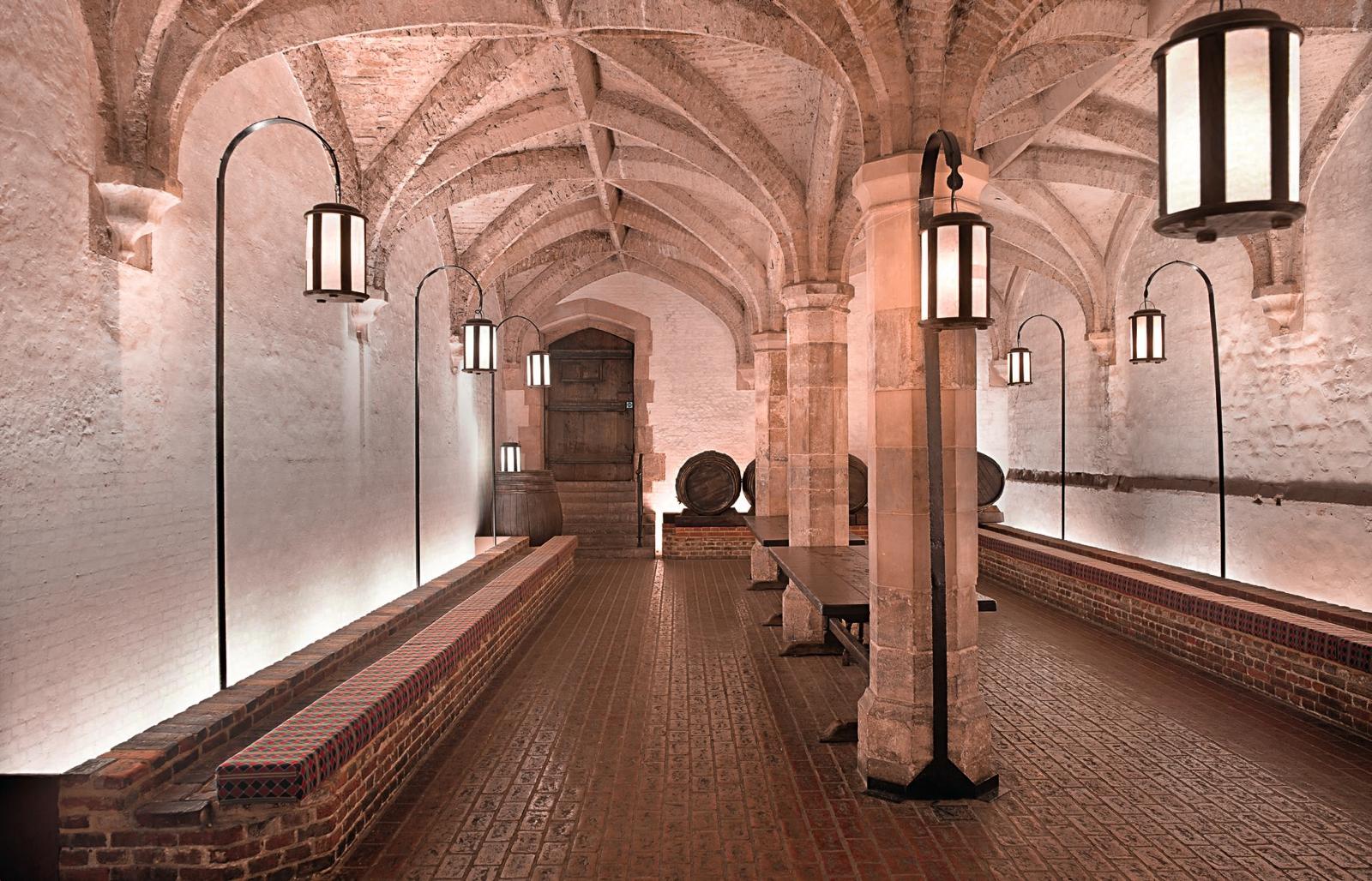 Henry VIII Wine Cellar