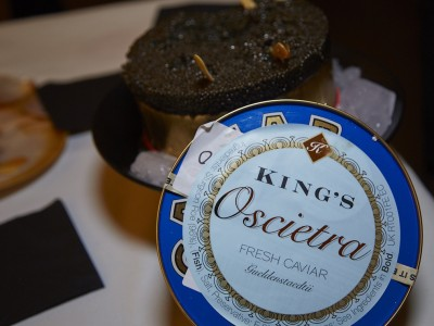 Square Events - Kings caviar