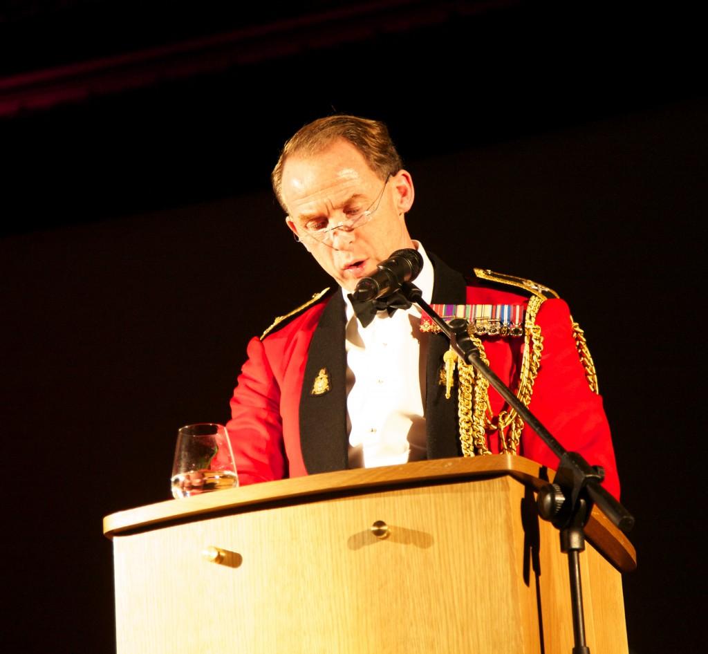 Major General Buster Howes