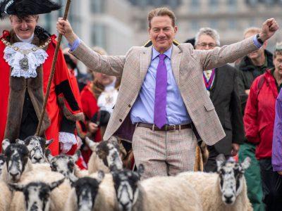 Sheep Drive & Livery Fair 2019